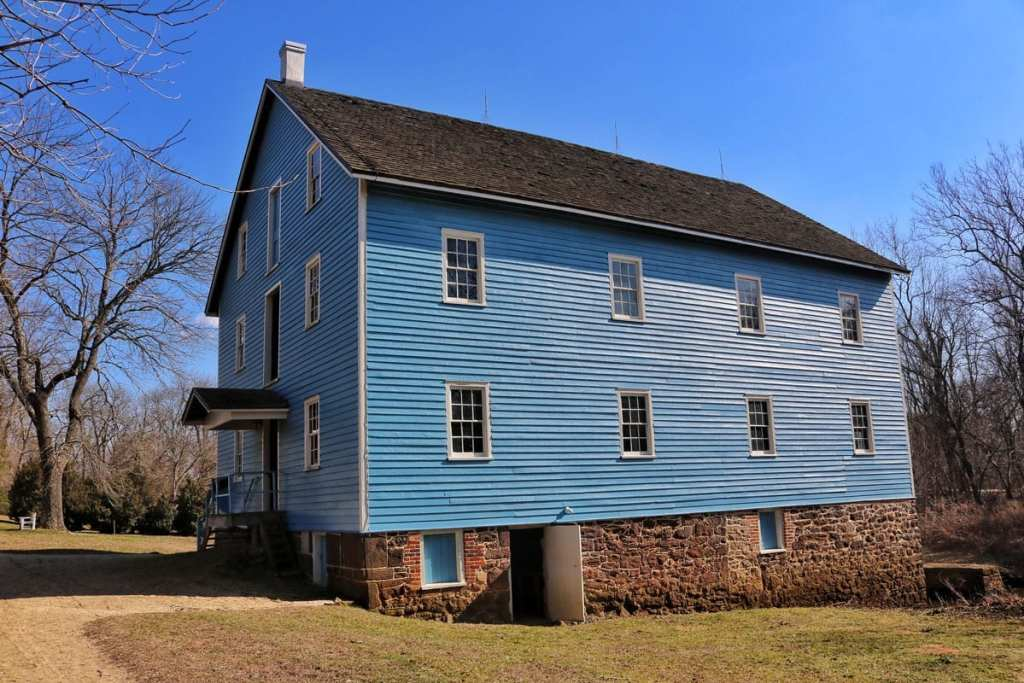 grist mill historic walnford