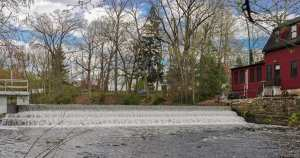 Visiting the Historic Rahway River Park in Cranford New Jersey