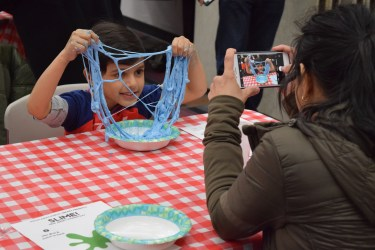 New Jersey Makers Day at Piscataway Public Library