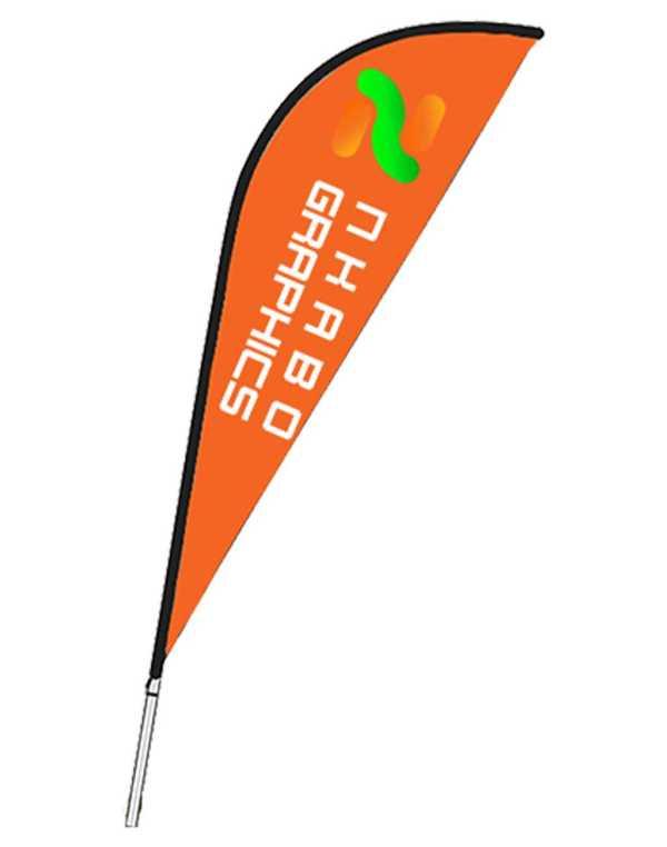 branded-teardrop-sharkfin-flag