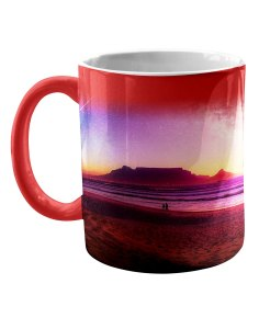 Personalized-red-color-changing-mug