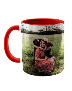 Personalized-two-tone-mug-red