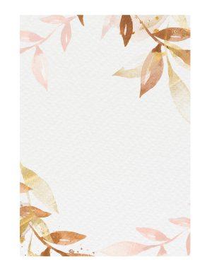 Leaf-Celebration-welcome-board