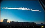 Meteorite in Russian Meteorito