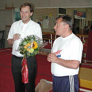 Peter Schmid und Dieter Hofmann