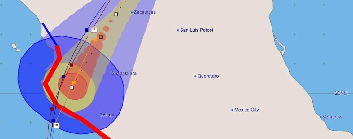 Hurricane Patricia Advisory 17