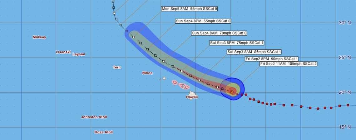 Hurricane Lester Advisory 37