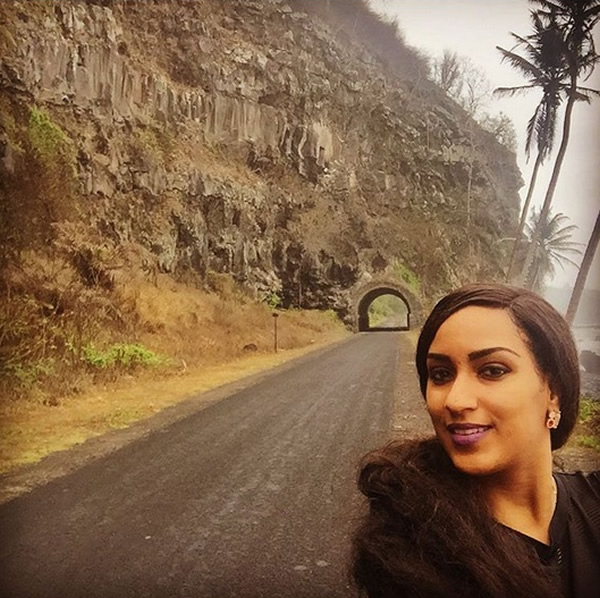 juliet Ibrahim mountain