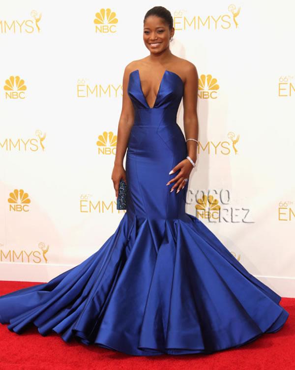 Keke Palmer Emmys 2014