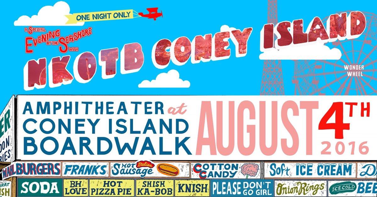 nkotb coney island