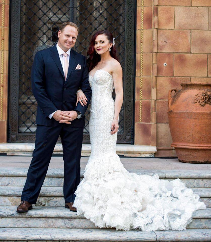Nik & Erendira Wallenda's NK Wedding