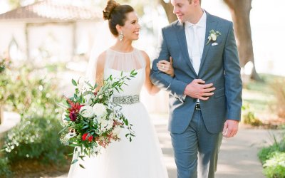 Beau blue + maroon inspired wedding