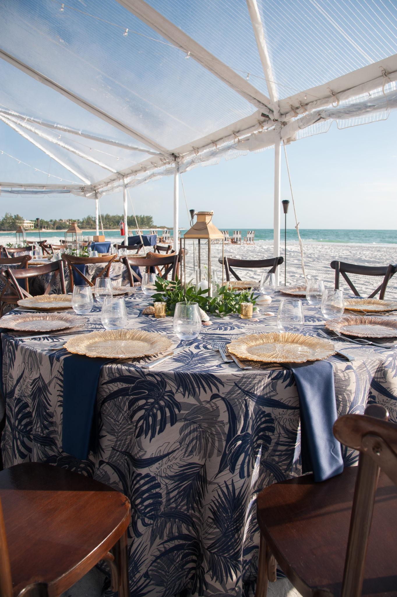 Sarasota FL Beach Wedding