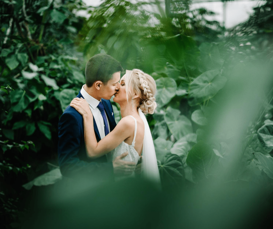 Botanical Garden Wedding in Florida