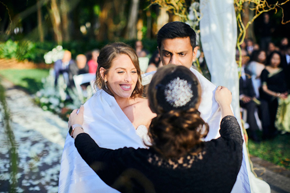 Jewish Wedding Ceremony in Sarasota