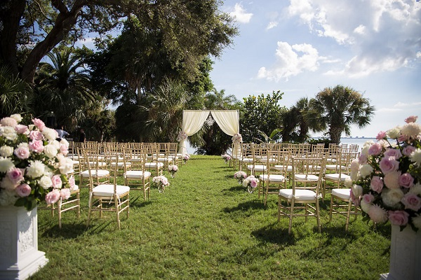 Powel Crosley Estate Weddings-NK Productions- outdoor ceremony-
