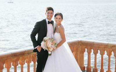Caila Quinn & Nick Burrello's Sarasota Wedding at Ca' d'Zan