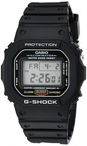 G-SHOCK DW-5600E-1V(海外版)