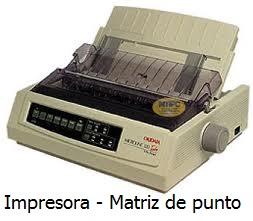 impresoramatriz