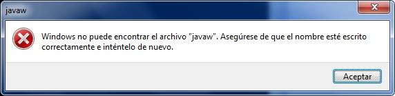 javaw