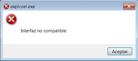 interfacenocompatible