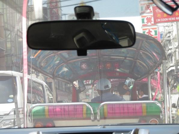 Bangkok tuk tuk!