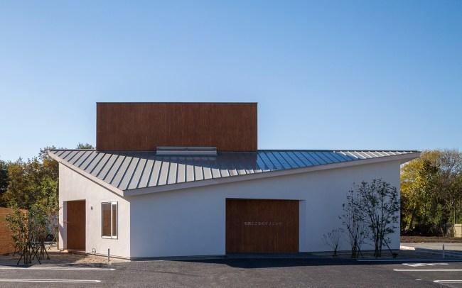 筑西・こころのクリニック 中山大輔建築設計事務所