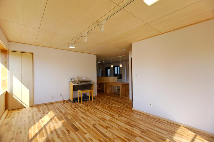 六道町の家Re 中山大輔建築設計事務所