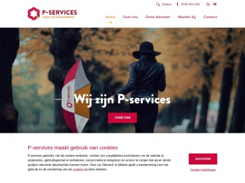 P-services: Home