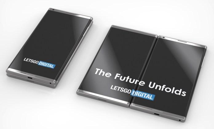 Складные модели смартфонов Samsung