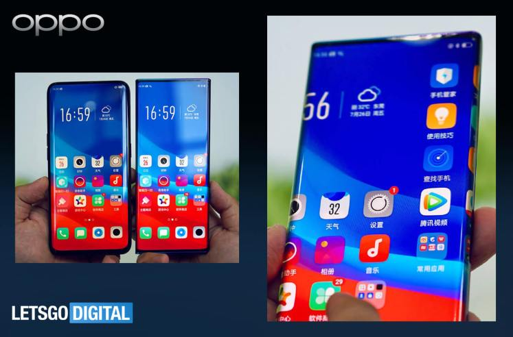 Find X3 smartphone