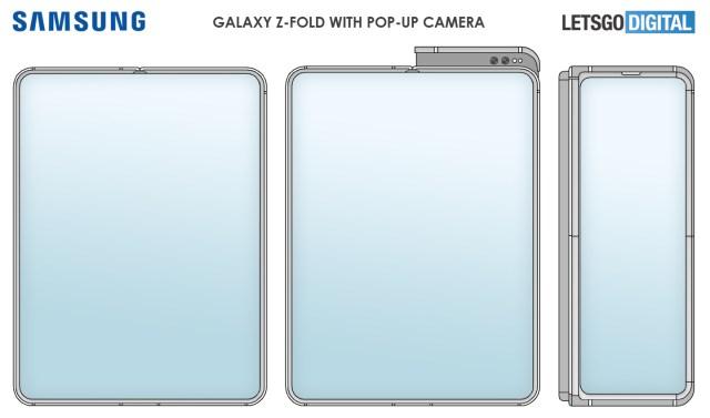 Galaxy Z Fold 5G智能手機