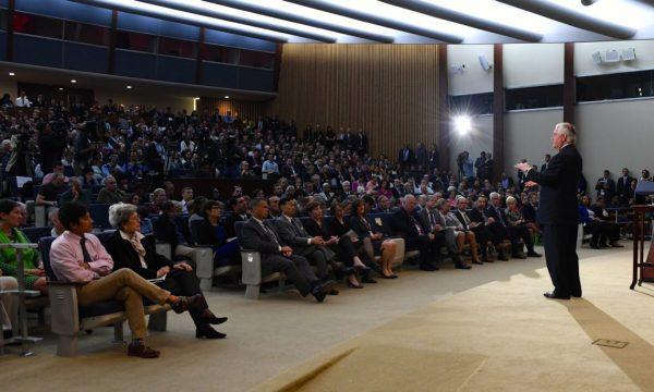 Secretary Tillerson Addresses State Department Employees ...