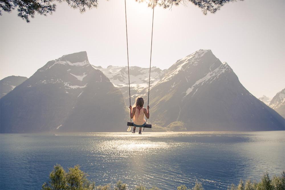 Image result for hjørundfjord swing