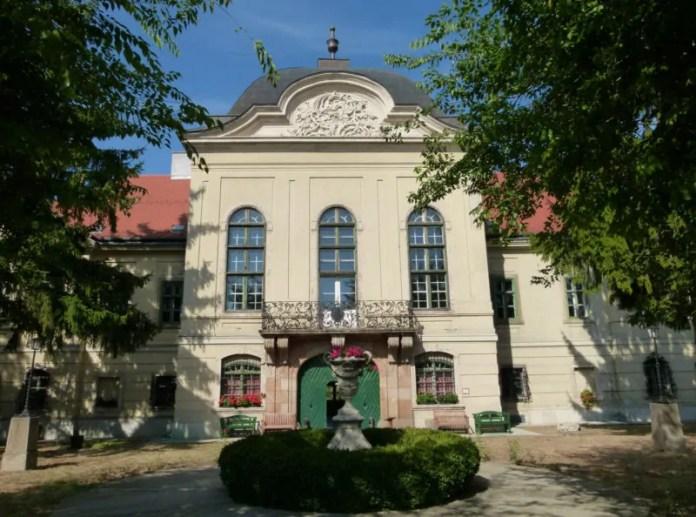 A péceli Ráday-kastély
