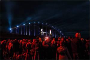 Arnhem, Avondfotografie, Bridge to Liberation, Bridge to Liberation Experience, een brug te ver, event, Jacob Groenewoud Plantsoen, Jacobus Groenewoud, John Frostbrug, John Frostbrug Arnhem, Operation Market Garden, Slag om Arnhem, the Battle of Arnhem