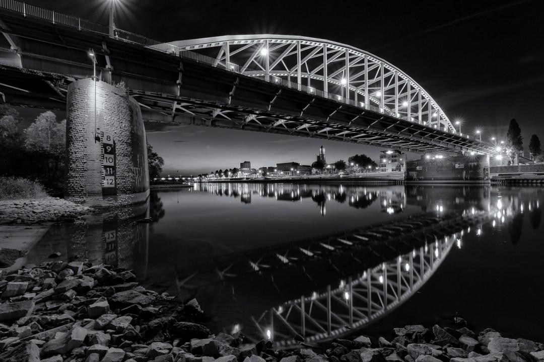 John Frostbrug Arnhem, ouwe brug, Arnhem, a Bridge too Far, Slag om Arnhem