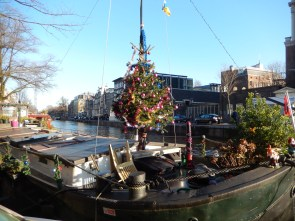 Boathouse Christmas