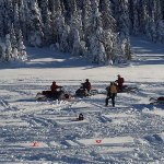 Snowmobile Course