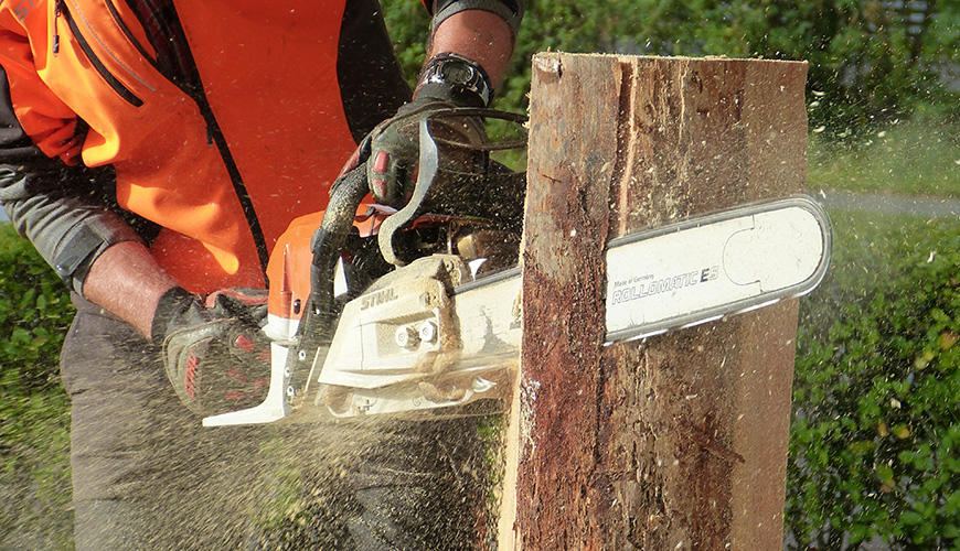 Chainsaw Safety Awareness