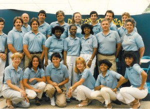 Naden/ Lean Staff 1980's