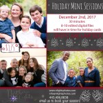 HOLIDAY MINI 2017!