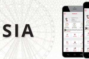 Sharjah Airport Employee Mobile App