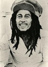 Robert Nesta Marley (1945-1981)