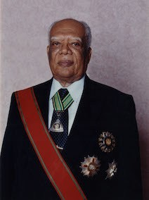 Sir Howard Felix Hanlan Cooke ON, CD, GCMG, GCVO  (1915 – 2014)