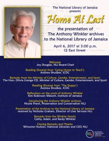 Home At Last Programme