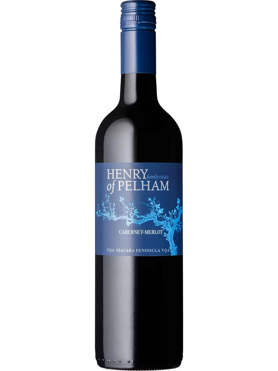 Henry of Pelham Cabernet Merlot