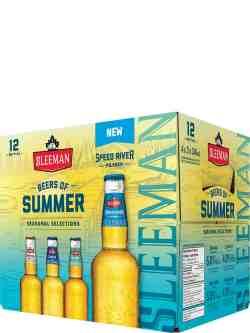 Sleeman Beers of Summer 12 Pack Bottles