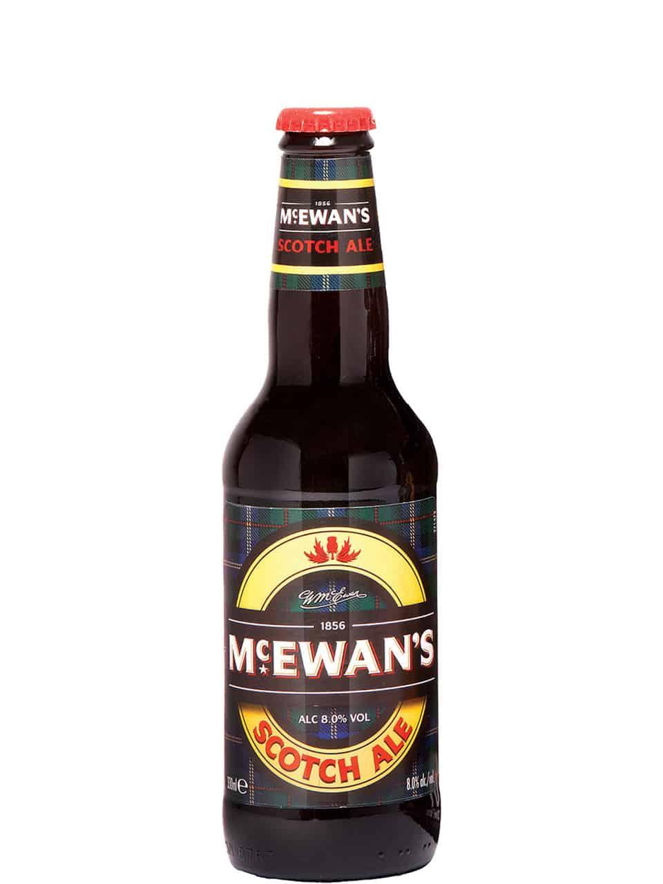 McEwan's Scotch Ale 330ml Bottle