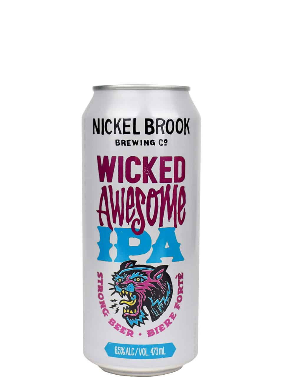 Nickel Brook Wicked Awesome IPA 473ml Can